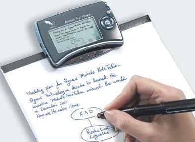 Mobile NoteTaker, PC Notes Taker