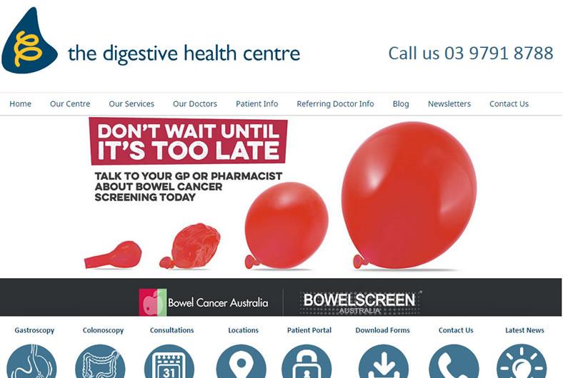 Portfolio The Digestive Health Centre