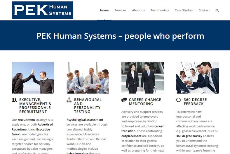 portfolio PEK Human Services