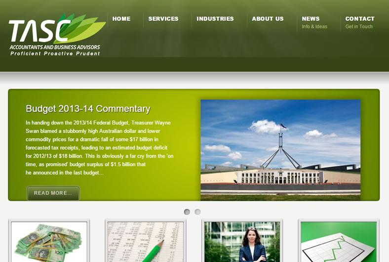 portfolio - TASCS Web Design