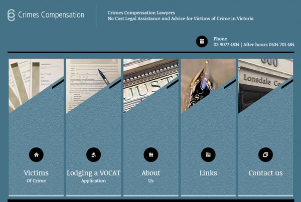 portfolio Crimes Compensation