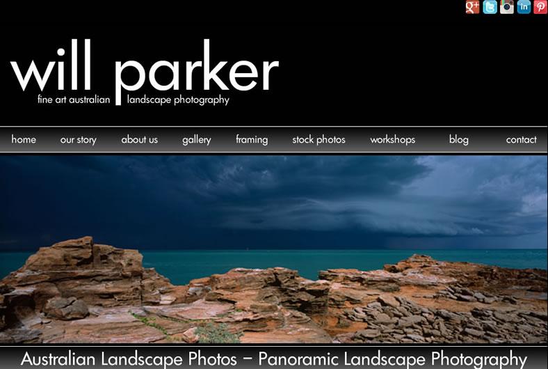 portfolio Will Parker